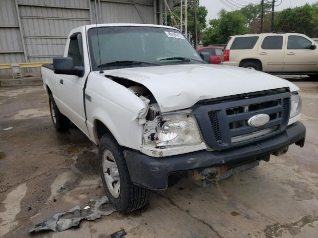 Salvage cars for sale from Copart Corpus Christi, TX: 2008 Ford Ranger