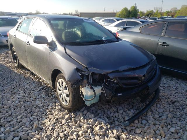 Salvage cars for sale from Copart Lawrenceburg, KY: 2011 Toyota Corolla BA