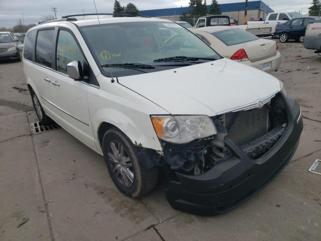 Salvage 2008 CHRYSLER TOWN & C - Small image. Lot 39436731