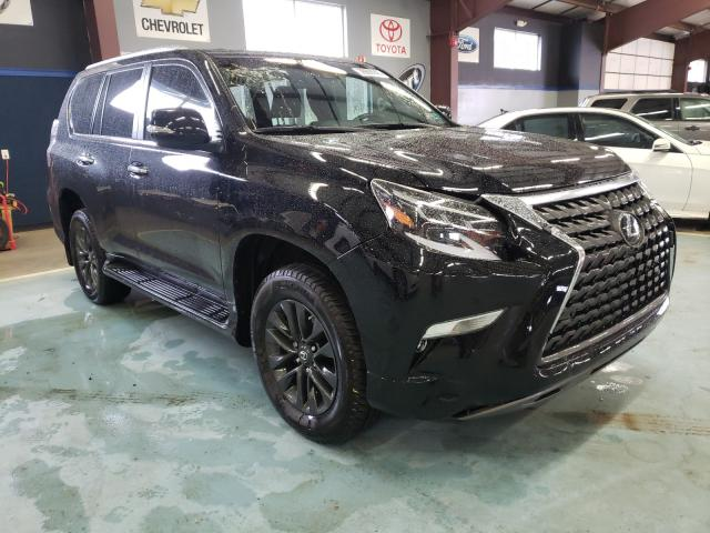 Upcoming salvage cars for sale at auction: 2020 Lexus GX 460 PRE