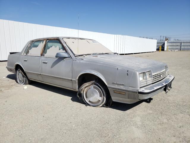 1983 Chevrolet Celebrity en venta en Adelanto, CA