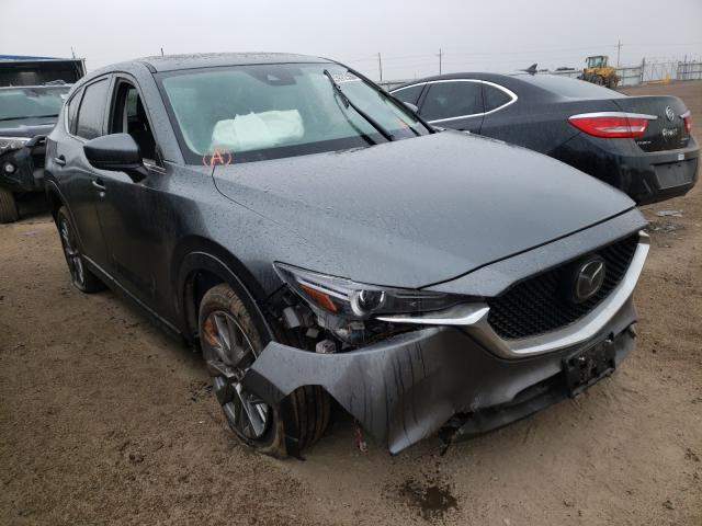 Vehiculos salvage en venta de Copart Brighton, CO: 2021 Mazda CX-5 Grand Touring