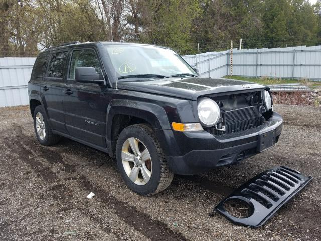 Salvage cars for sale from Copart London, ON: 2012 Jeep Patriot