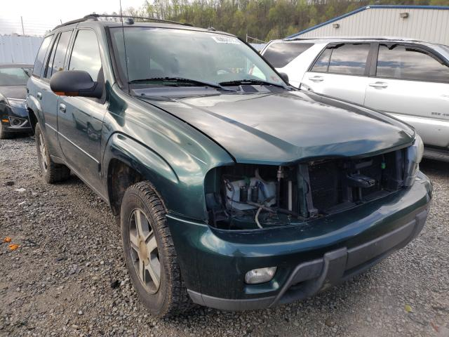Salvage cars for sale from Copart Hurricane, WV: 2005 Chevrolet Trailblazer