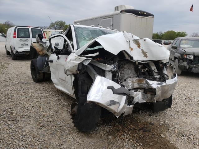 Salvage cars for sale from Copart Wichita, KS: 2016 Dodge RAM 3500 ST