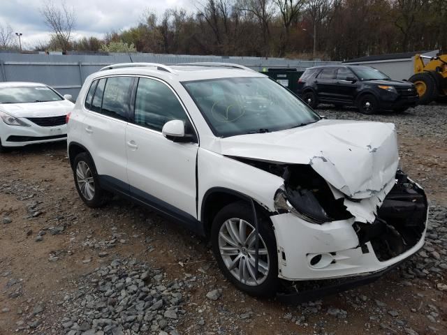 2011 VOLKSWAGEN TIGUAN S WVGBV7AX7BW521484