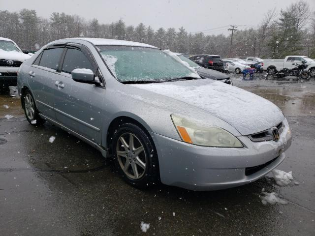 Salvage cars for sale from Copart Exeter, RI: 2005 Honda Accord EX