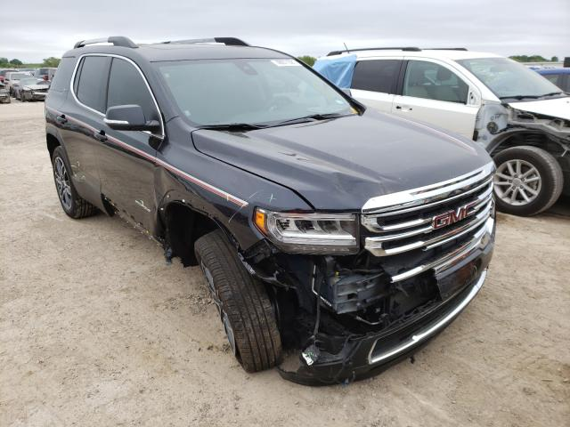 Salvage cars for sale from Copart Temple, TX: 2021 GMC Acadia SLT