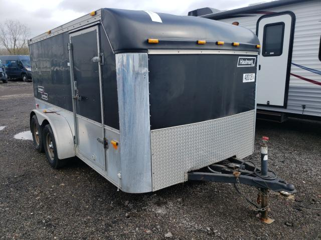Haulmark salvage cars for sale: 2005 Haulmark Trailer