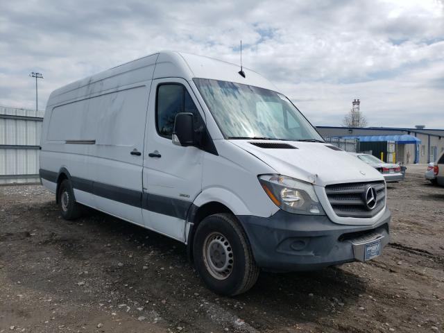 Mercedes-Benz Sprinter 2 salvage cars for sale: 2014 Mercedes-Benz Sprinter 2