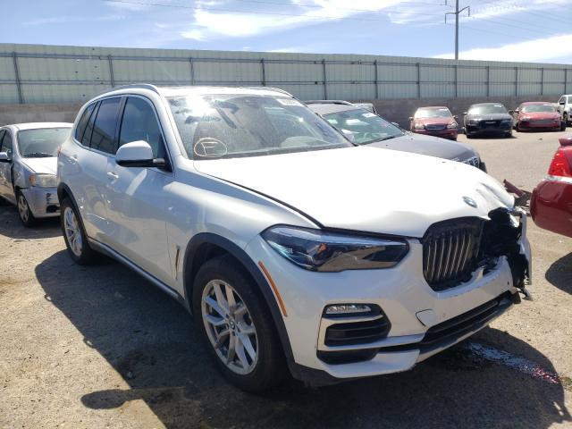 Salvage cars for sale from Copart Albuquerque, NM: 2021 BMW X5 XDRIVE4