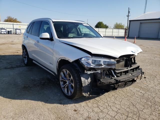 Salvage cars for sale from Copart Lexington, KY: 2015 BMW X5 XDRIVE3