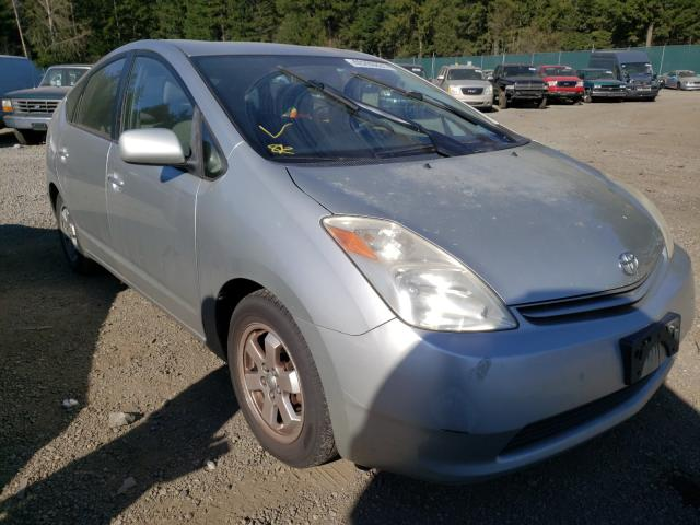 Salvage cars for sale from Copart Graham, WA: 2004 Toyota Prius