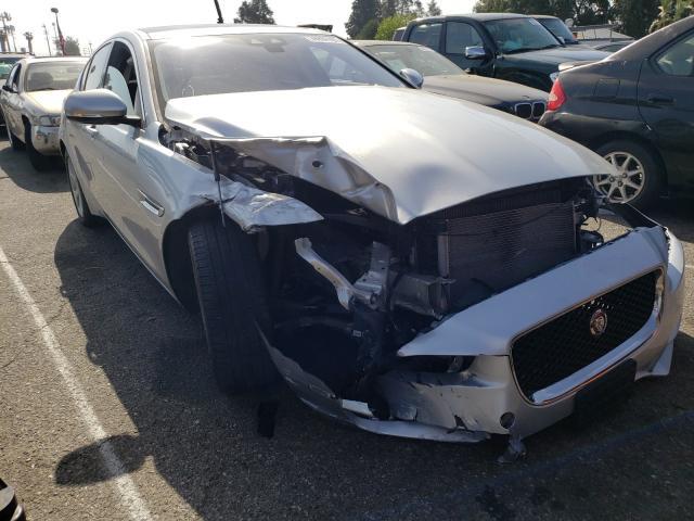 Vehiculos salvage en venta de Copart Van Nuys, CA: 2017 Jaguar XE