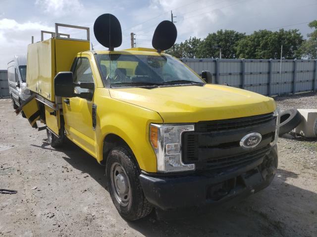 Vehiculos salvage en venta de Copart Homestead, FL: 2017 Ford F250 Super
