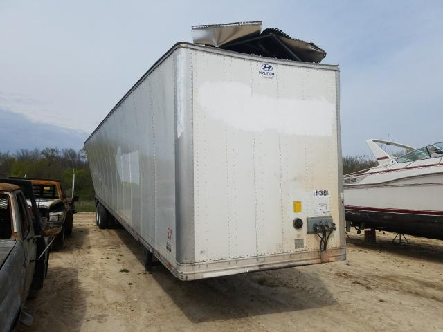 Salvage cars for sale from Copart Columbia, MO: 2020 Hyundai Trailer