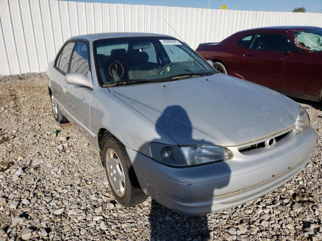 Salvage cars for sale from Copart Lawrenceburg, KY: 2000 Toyota Corolla VE