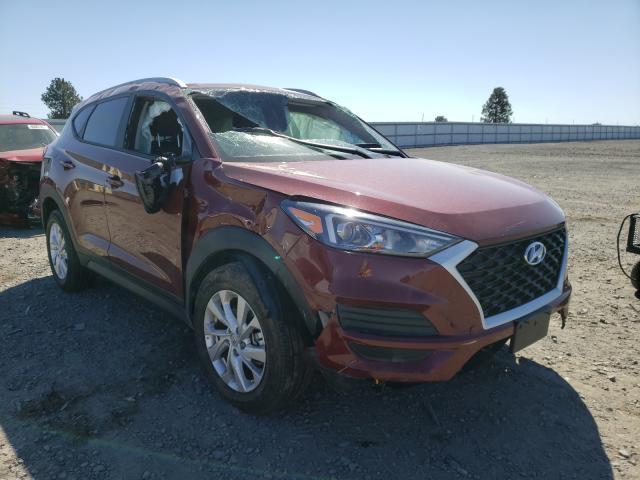 Vehiculos salvage en venta de Copart Airway Heights, WA: 2020 Hyundai Tucson Limited