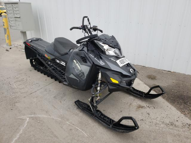 Skidoo Snowmobile salvage cars for sale: 2018 Skidoo Snowmobile