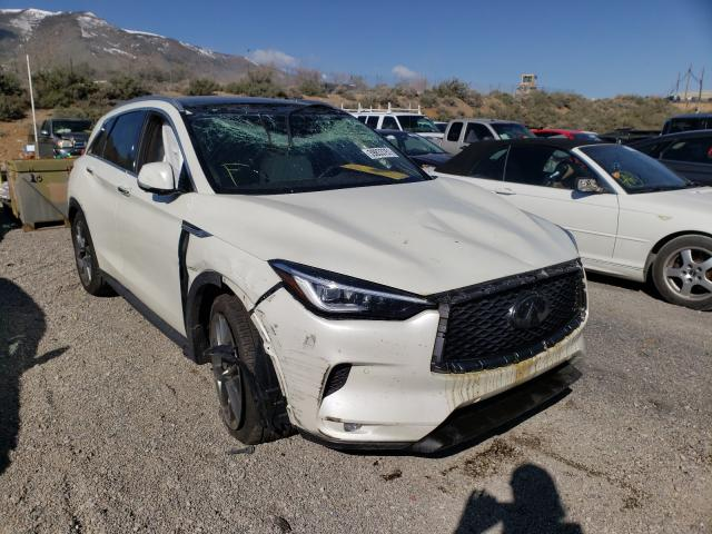 Salvage cars for sale from Copart Reno, NV: 2019 Infiniti QX50 Essen
