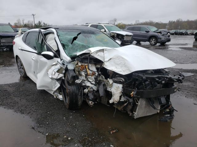 Salvage cars for sale from Copart New Britain, CT: 2019 KIA Optima EX