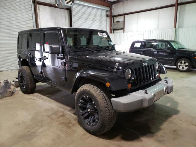 Salvage cars for sale from Copart Lufkin, TX: 2012 Jeep Wrangler U