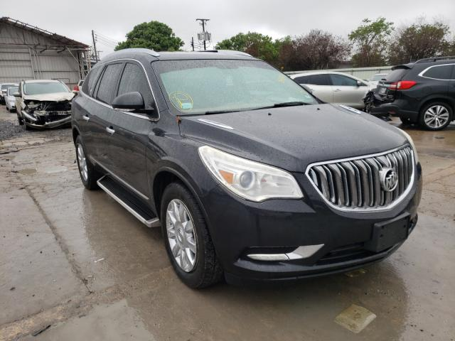 Salvage cars for sale from Copart Corpus Christi, TX: 2014 Buick Enclave