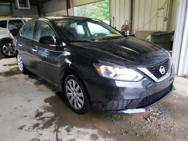 Salvage cars for sale from Copart Shreveport, LA: 2019 Nissan Sentra S