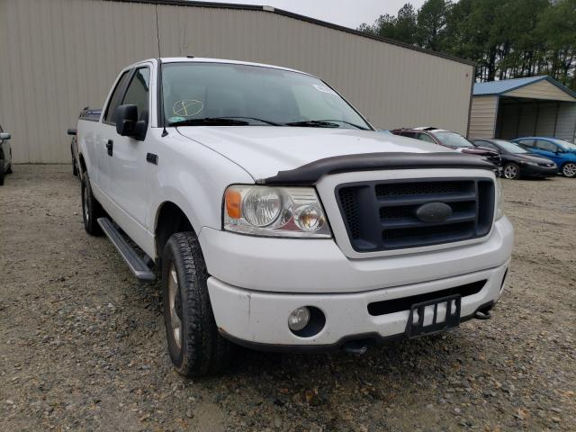 Salvage cars for sale from Copart Seaford, DE: 2007 Ford F150