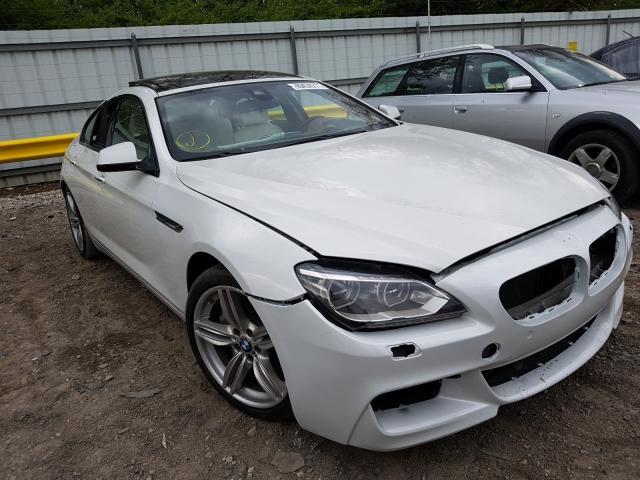 BMW 6 SERIES 2013 0