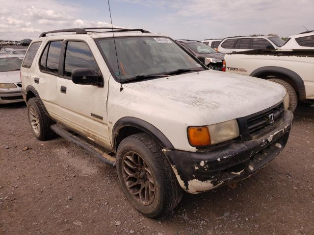 Honda Passport E salvage cars for sale: 1998 Honda Passport E