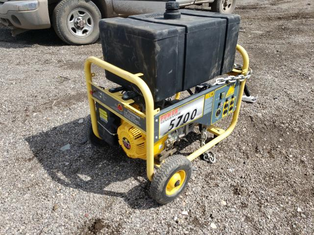 Salvage cars for sale from Copart Elgin, IL: 2006 Other Generator