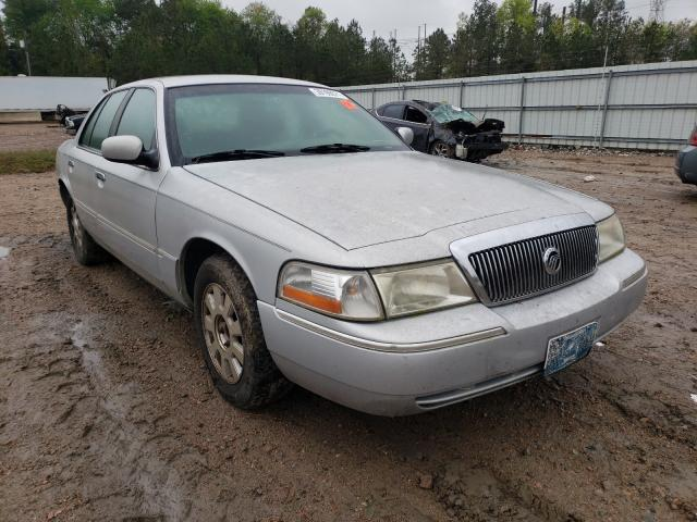 Mercury salvage cars for sale: 2003 Mercury Grand Marq