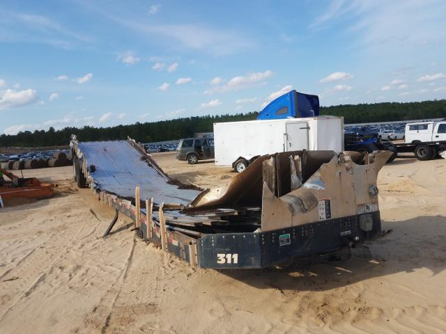 Salvage cars for sale from Copart Gaston, SC: 2008 Peer Trailer