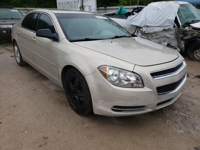 Salvage cars for sale from Copart Midway, FL: 2012 Chevrolet Malibu LS