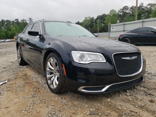 Chrysler salvage cars for sale: 2017 Chrysler 300 Limited