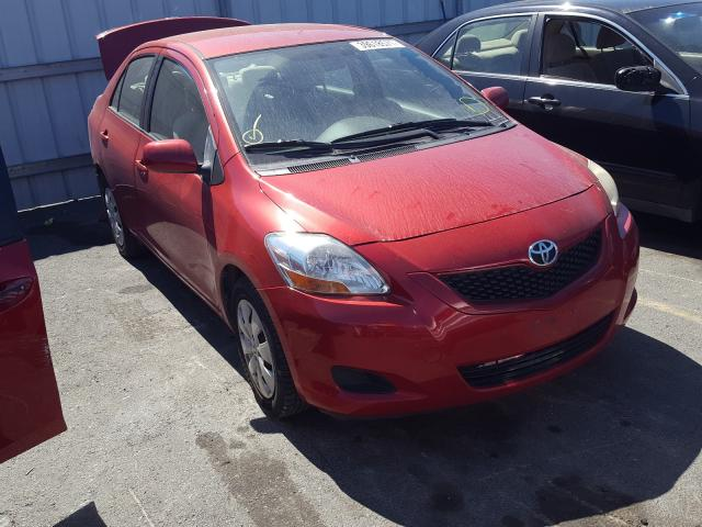 Salvage cars for sale from Copart Vallejo, CA: 2010 Toyota Yaris