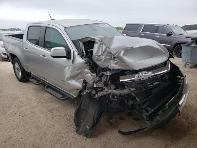 Salvage cars for sale from Copart Temple, TX: 2018 Chevrolet Colorado L