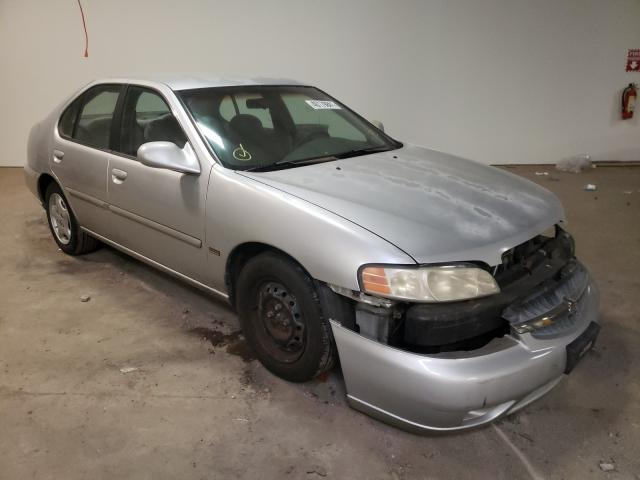 Nissan Altima salvage cars for sale: 2001 Nissan Altima
