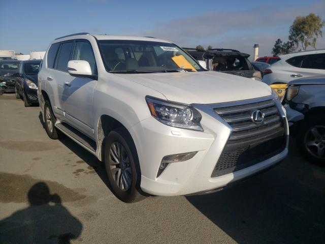 Salvage cars for sale from Copart Martinez, CA: 2018 Lexus GX 460