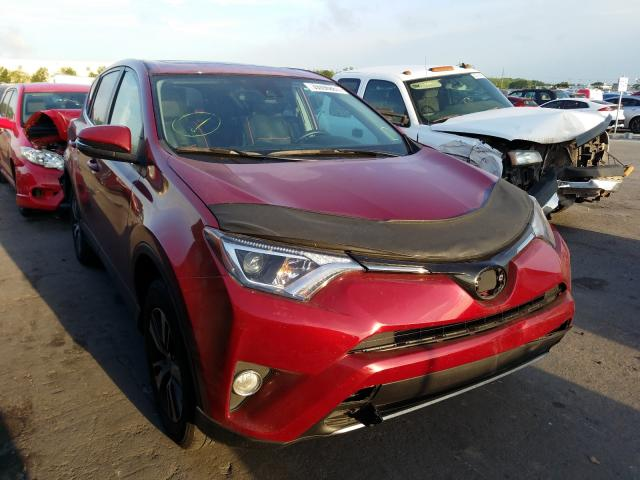 Salvage cars for sale from Copart Orlando, FL: 2018 Toyota Rav4 Adven