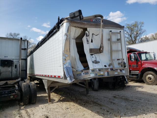 Wilson salvage cars for sale: 2017 Wilson Grain Trailer