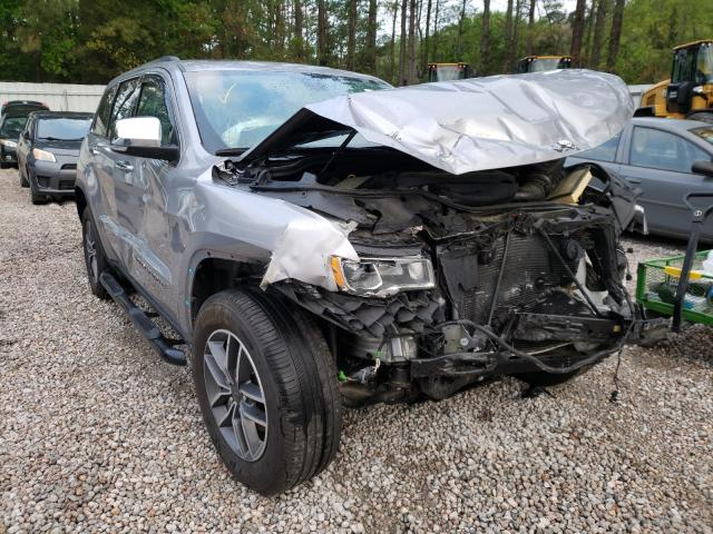 2019 Jeep Grand Cherokee en venta en Knightdale, NC