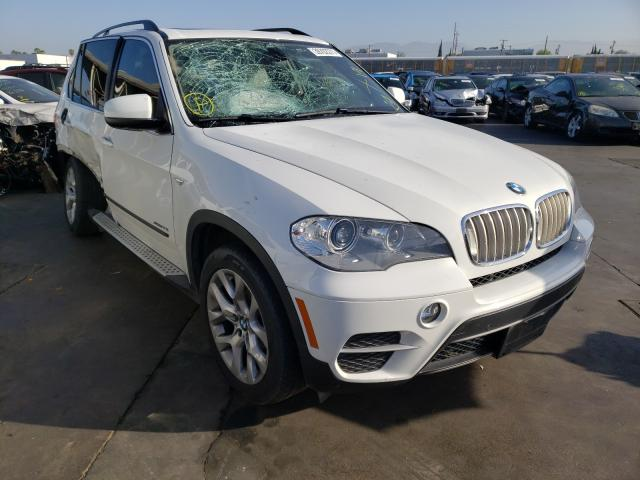 Salvage cars for sale from Copart Van Nuys, CA: 2013 BMW X5 XDRIVE3