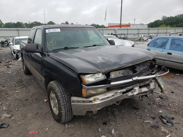 Salvage cars for sale from Copart Montgomery, AL: 2003 Chevrolet Silverado