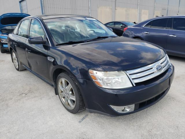 Salvage cars for sale from Copart Lawrenceburg, KY: 2008 Ford Taurus SEL