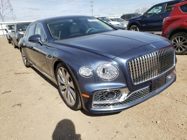 Bentley Flying SPU salvage cars for sale: 2020 Bentley Flying SPU