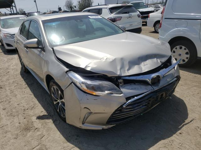 Salvage cars for sale from Copart Los Angeles, CA: 2018 Toyota Avalon Hybrid