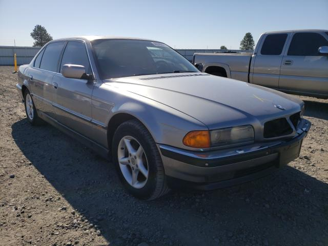 Vehiculos salvage en venta de Copart Airway Heights, WA: 1997 BMW 740 IL