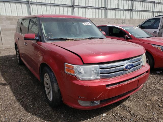 Salvage cars for sale from Copart Albuquerque, NM: 2011 Ford Flex SEL